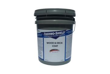 Thermo-Shield Wood & deck coat