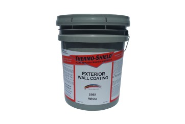 Thermo-Shield Exterior wall coats